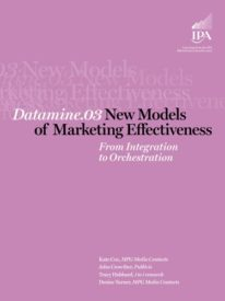 New Models of Marketing Effectiveness: From Integration to Orchestration