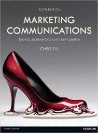 Marketing Communications: Brands, Experiences and Participation